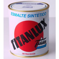 TITANLUX BLANCO DECORAC. 750ML