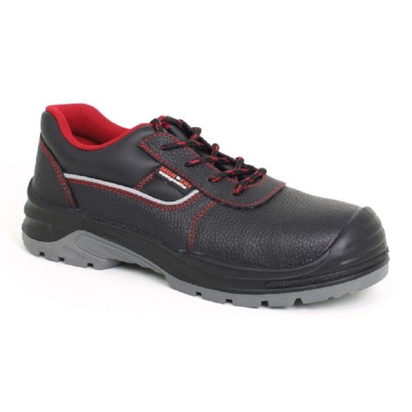 ZAPATO SEGURIDAD CORDONES OPTIMAL Nº 42